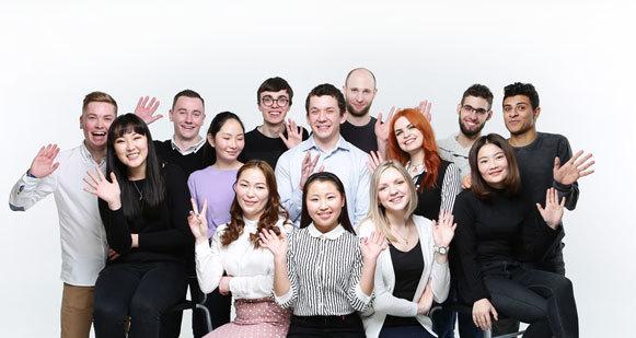 Выставка «Международное образование» в Томске