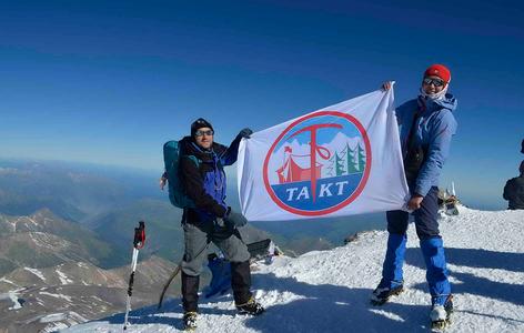 Ровесник ТУСУРа и крупнейший туристско-альпинистский клуб «ТАКТ» 22 сентября отмечает юбилей