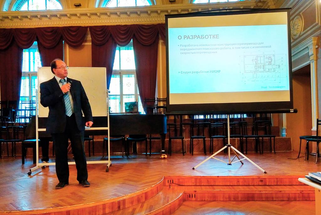 Инновационные проекты ТУСУРа представлены наотборочной сессии акселератора GenerationS