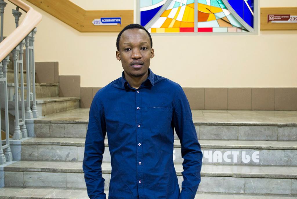 Сдругого континента: знакомство смагистрантом ТУСУРа изЗимбабве