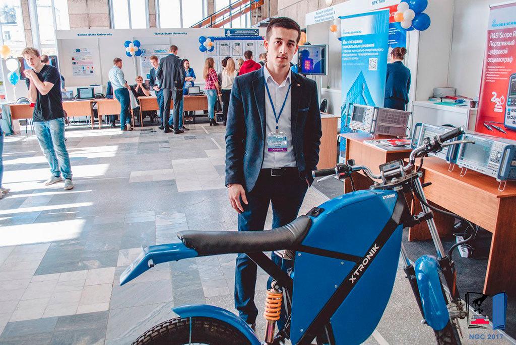 Резиденты бизнес-инкубатора ТУСУРа взяли Гран-при намеждународной выставке