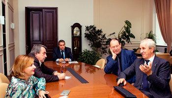 Представители НПОим. С. А.Лавочкина заинтересованы ввыпускниках ТУСУРа