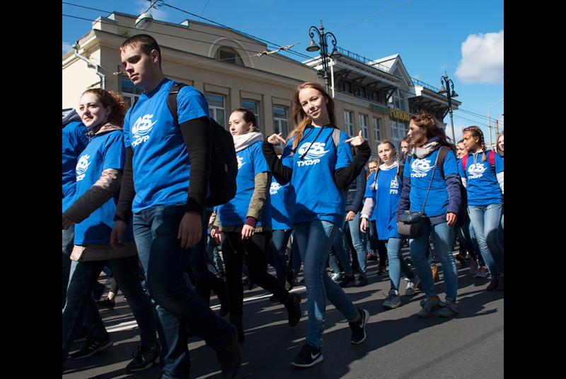 Посвящение первокурсников встуденты ТУСУРа пройдёт вБКЗ