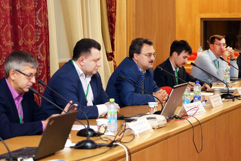 ТУСУР наконференции FinTech-PBL 2017