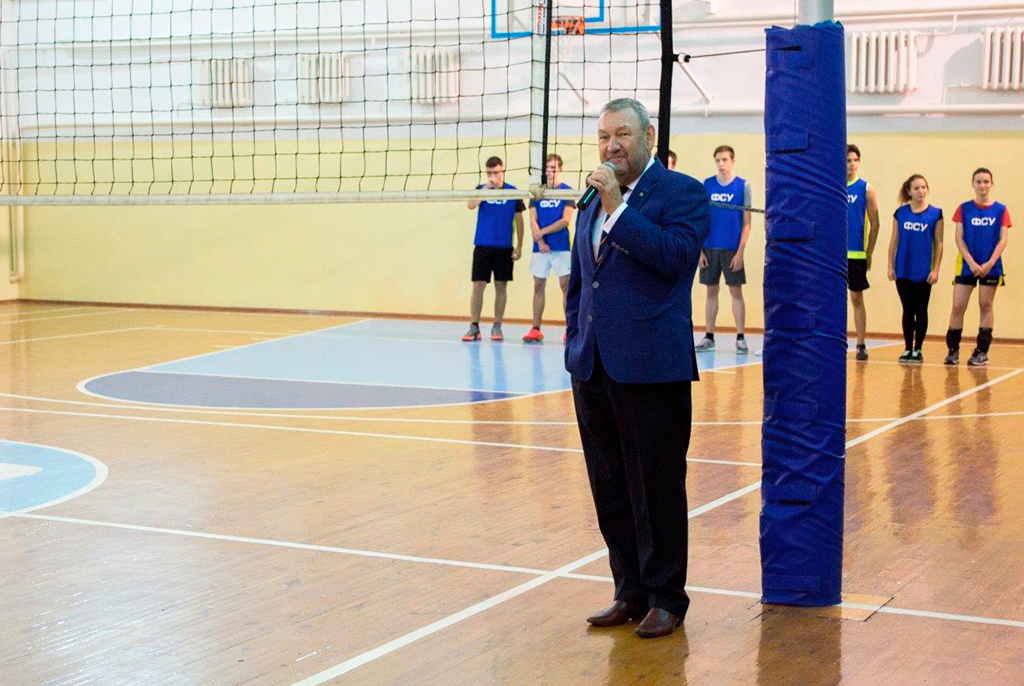 Новая спортивная площадка ТУСУРа – дляновых достижений