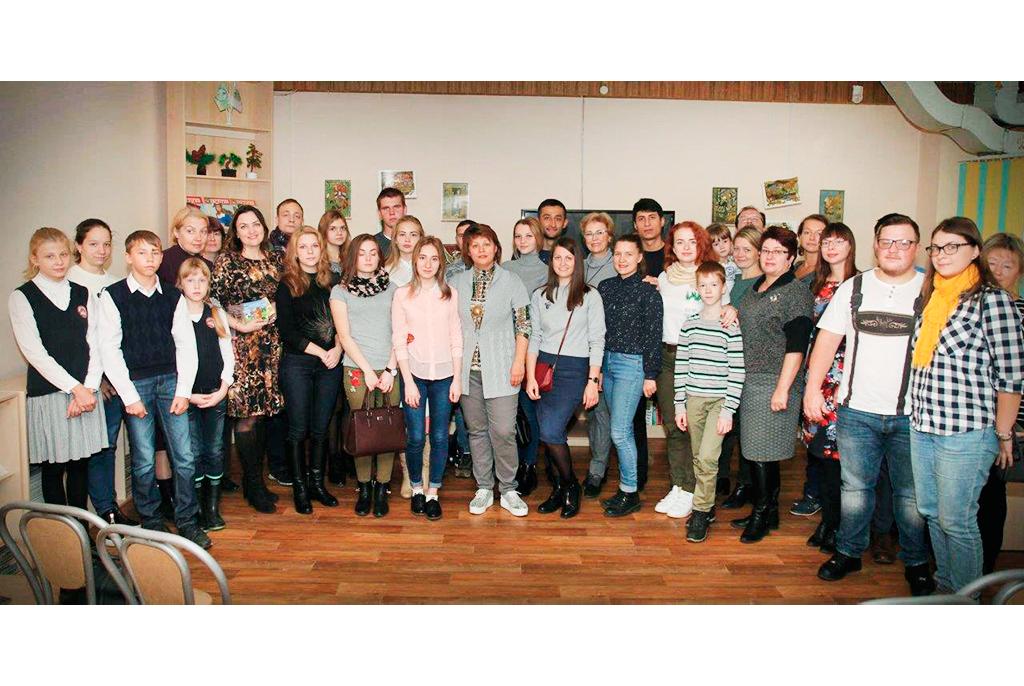 Студенты ТУСУРа приняли участие впрезентации мультфильма «Ханты – люди большой реки»