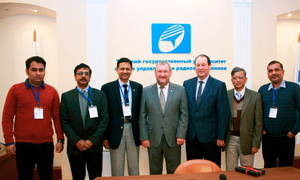 Rector Alexander Shelupanov: «TUSUR and Universities of India Have Numerous Common Interests»
