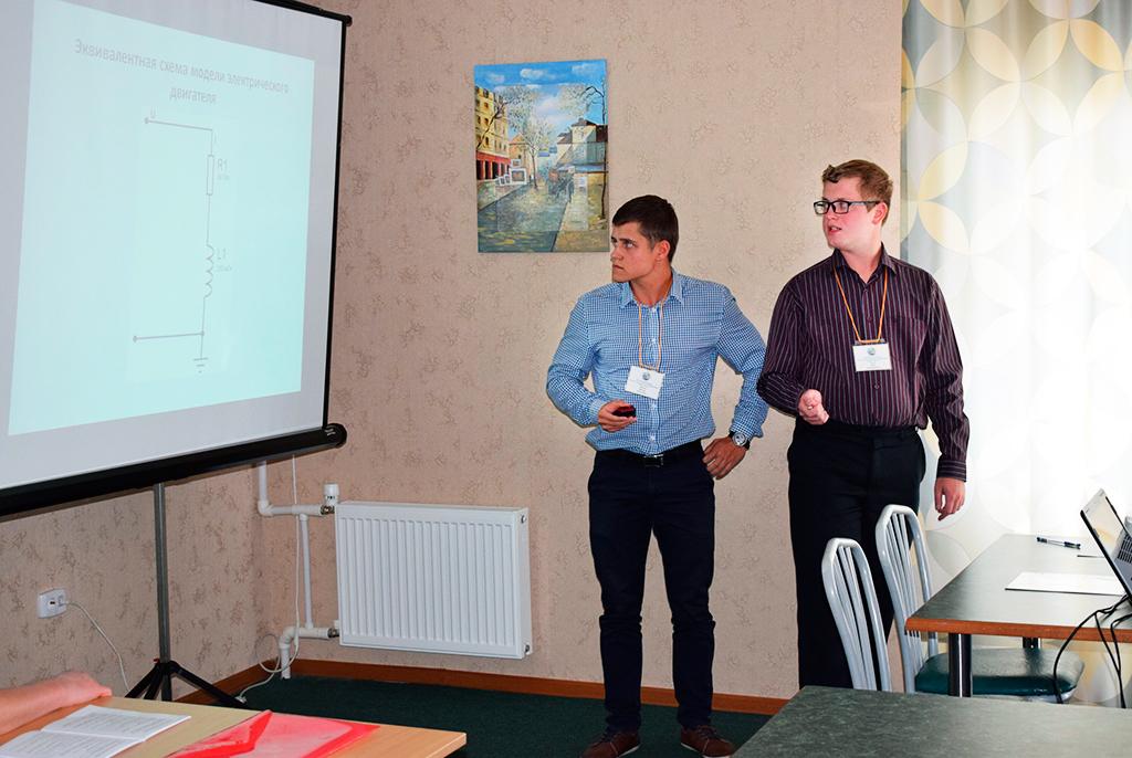 Студенты ТУСУРа успешно выступили намеждународной научно-практической конференции