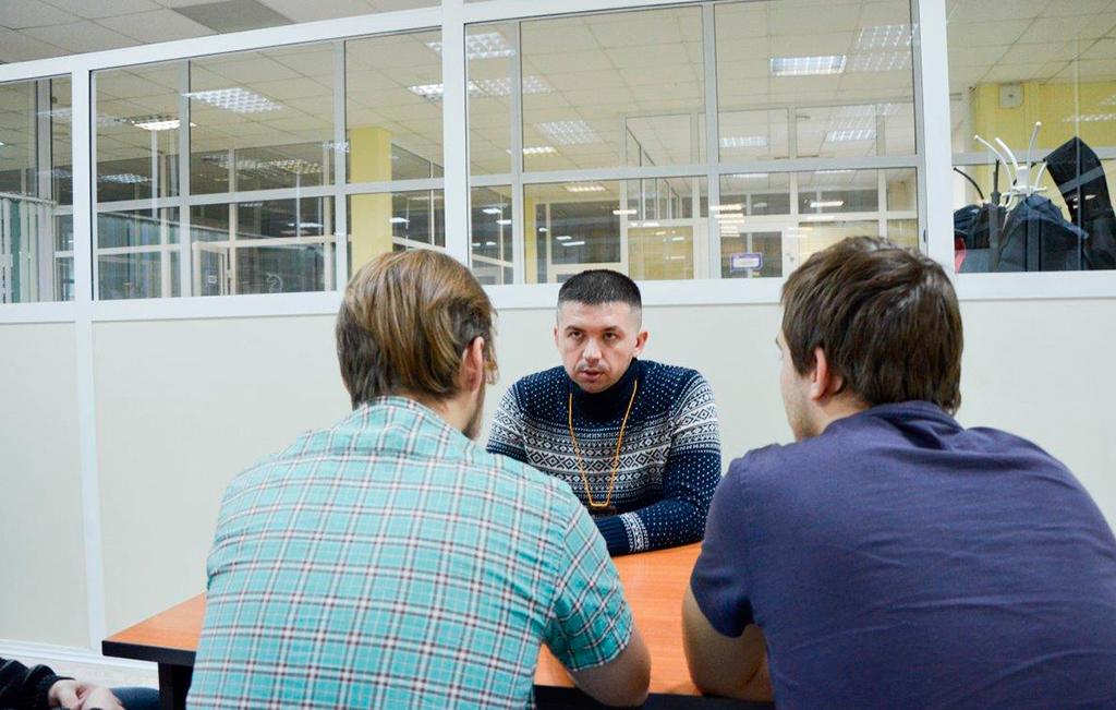 Стартапы вбизнес-инкубаторе ТУСУРа «оценили» томские предприниматели