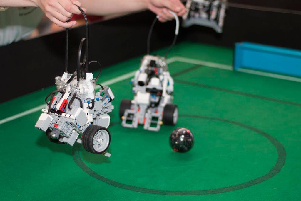 ВТУСУРе пройдёт Кубок губернатора пообразовательной робототехнике
