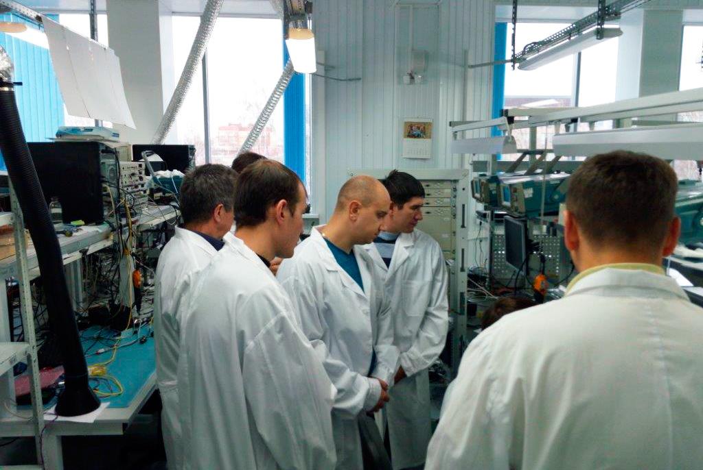 Вуправлении дополнительного образования ТУСУРа завершились курсы повышения квалификации сотрудников ОАО«Томскгазпром»