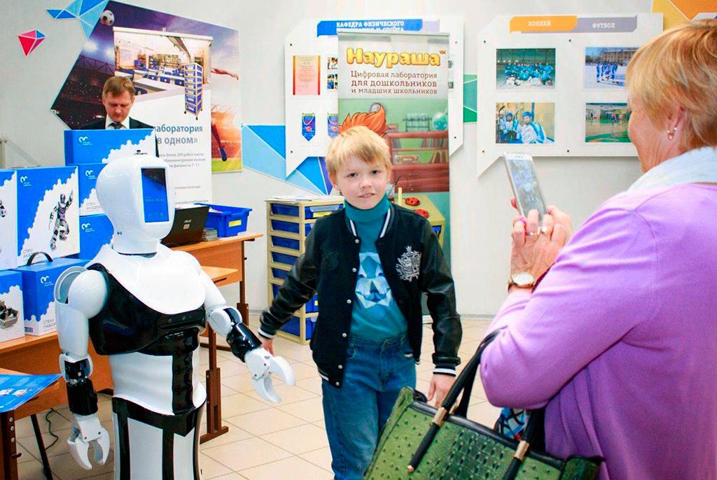 ВТУСУРе прошёл Кубок губернатора пообразовательной робототехнике