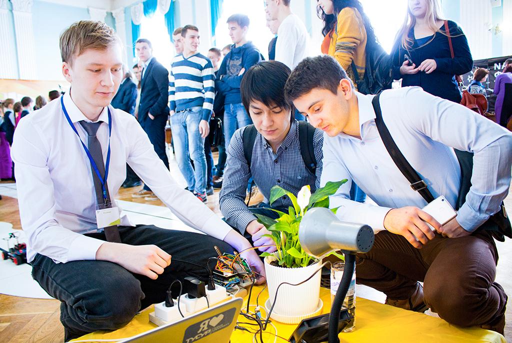 «Рост.UP – 2017»: ТУСУР откроет выставку достижений молодых учёных