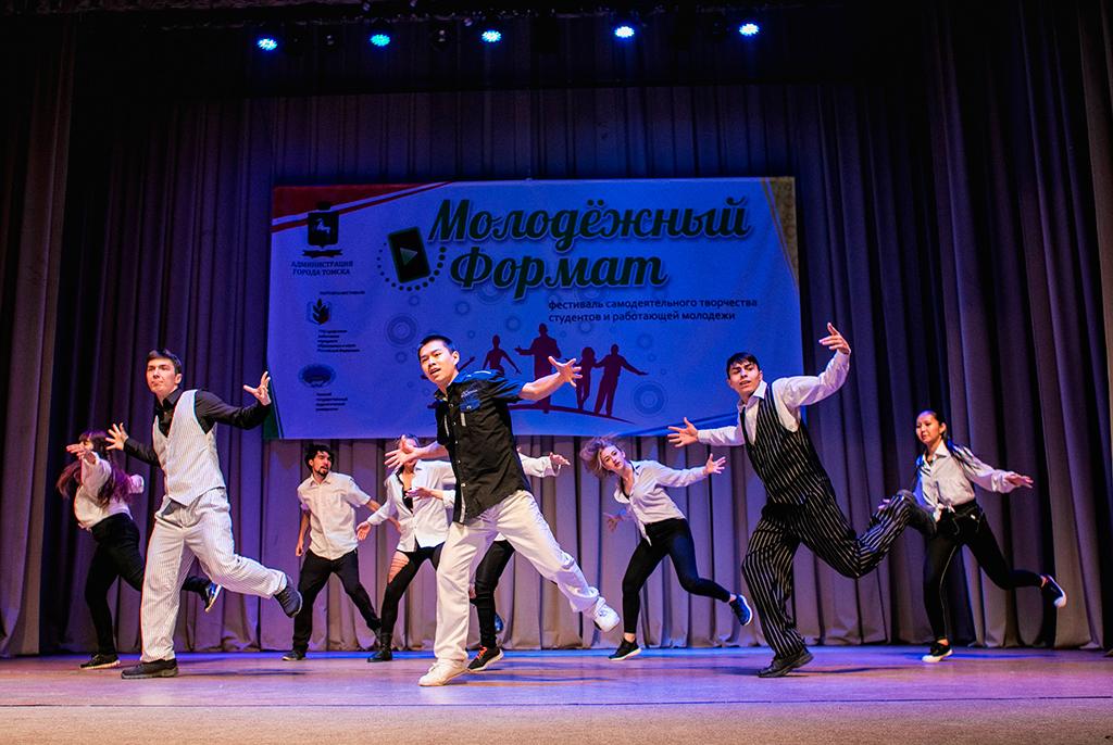 ТУСУР – лауреат фестиваля «Молодёжный формат»