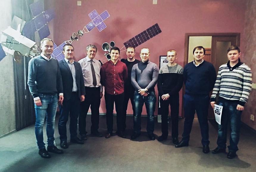 Сотрудники НИЛ«БЭМС РЭС» ТУСУРа посетили АО«ИСС»