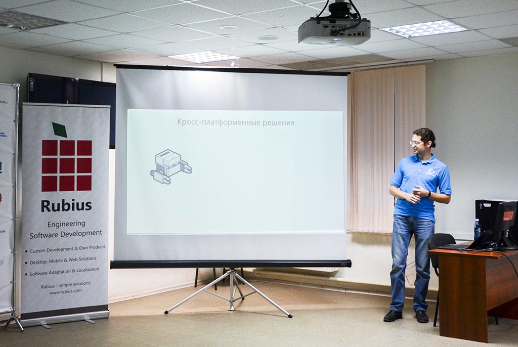 Вбизнес-инкубатора ТУСУРа рассказали омобильных разработках