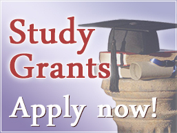 Study Grants. Apply now!