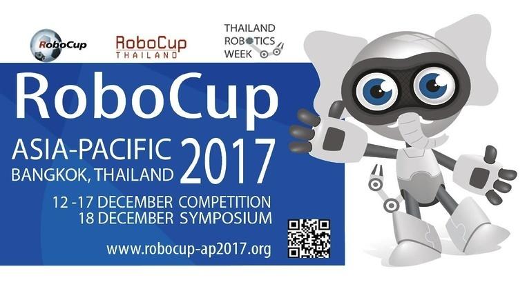 Трикоманды ТУСУРа примут участие впервом суперрегиональном чемпионате RoboCup Азиатско-Тихоокеанского региона вТаиланде