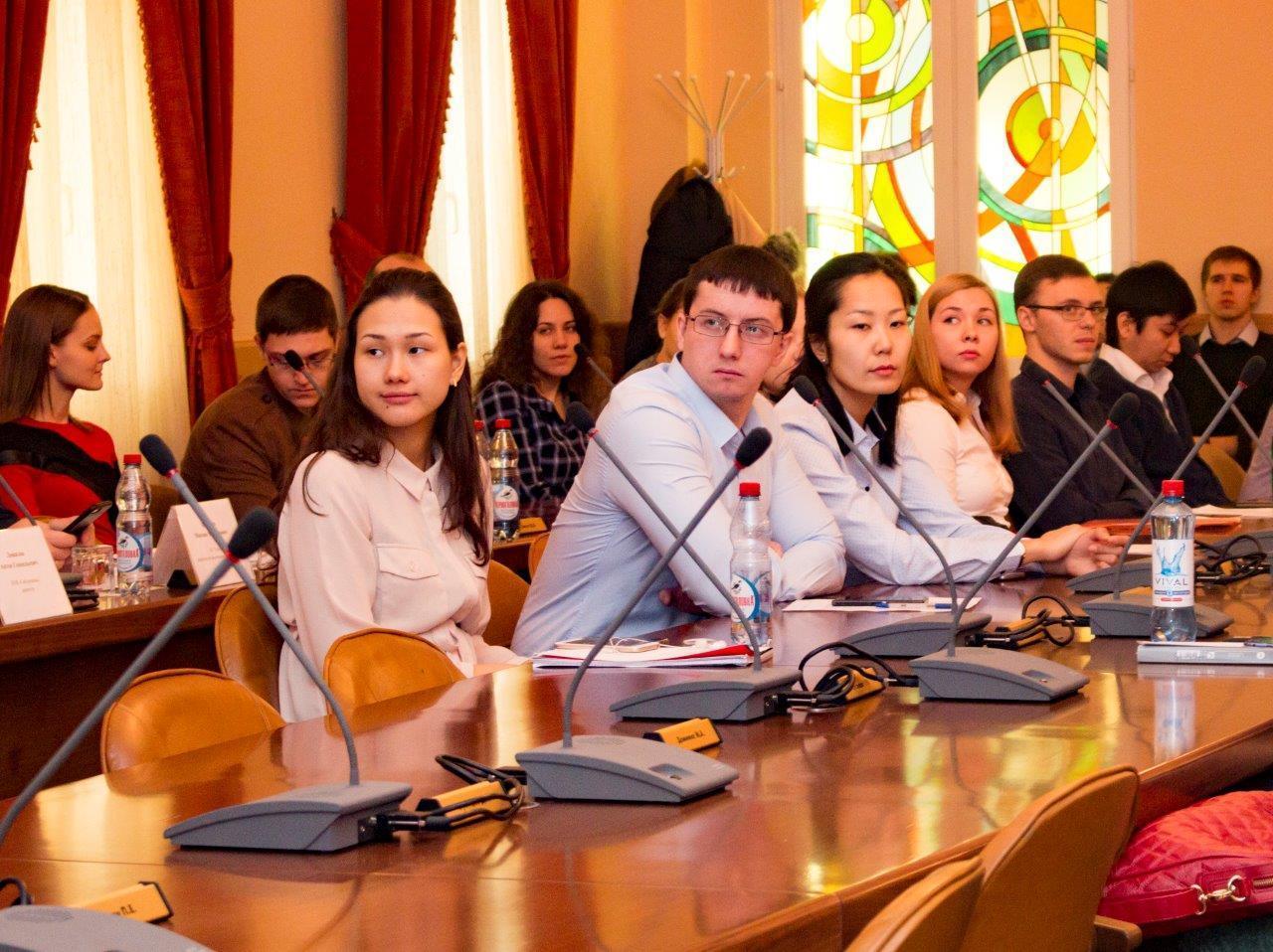 ВТУСУРе вфинале УМНИКа выступили более 60молодых инноваторов