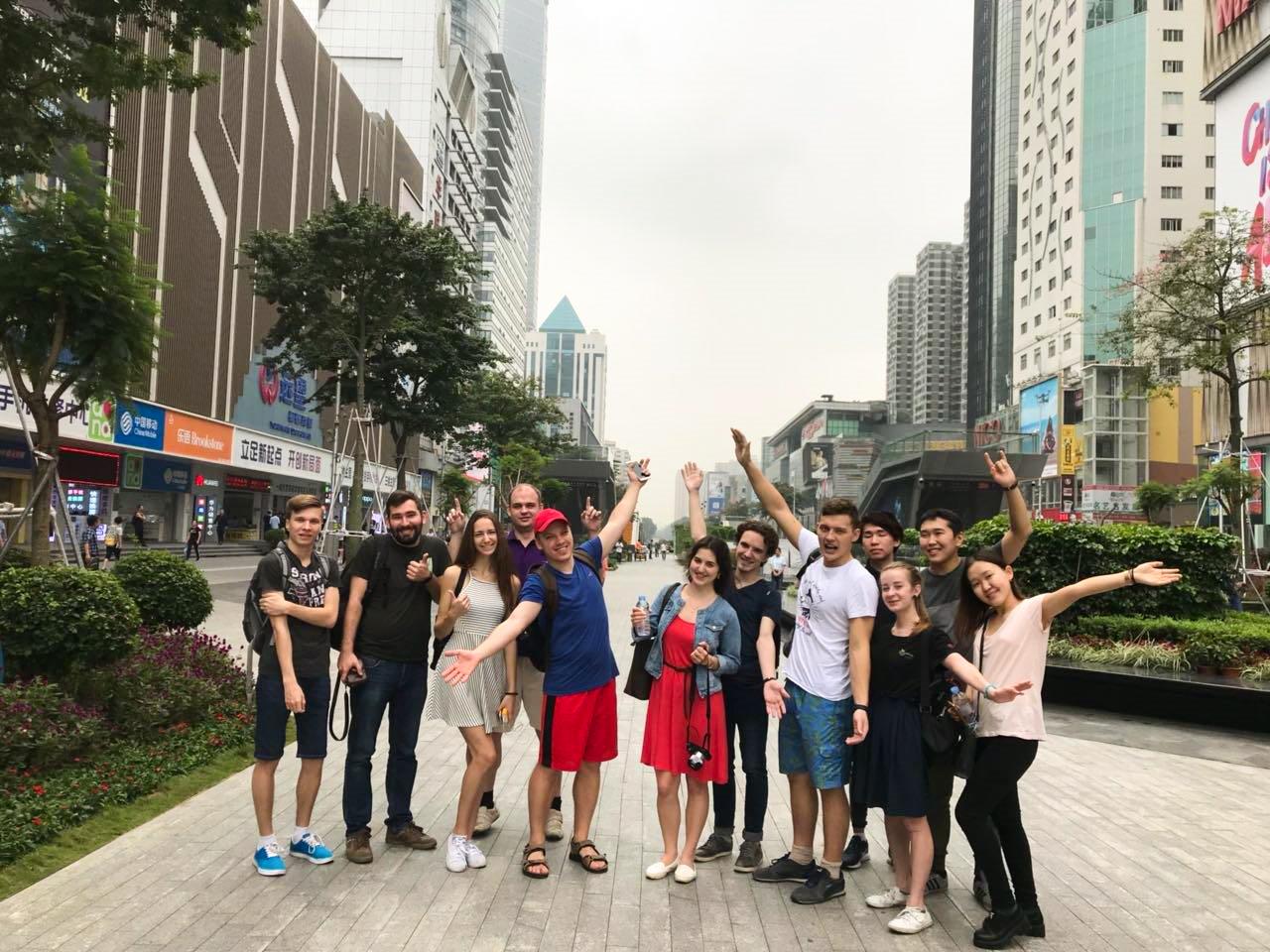 Стажировка вHuawei: студенты ТУСУРа – опользе ивпечатлениях отпоездки