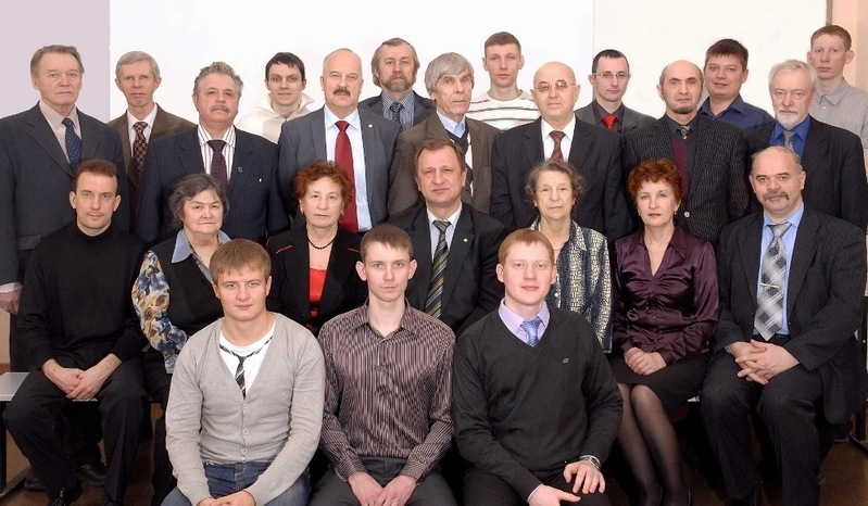 The Department staff, 2012