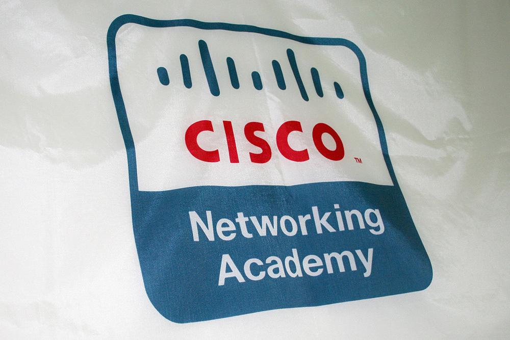 Сетевая академия Cisco объявляет раннее бронирование мест вочных учебных группах 2018 года