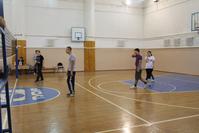 Спортивные конкурсы участников