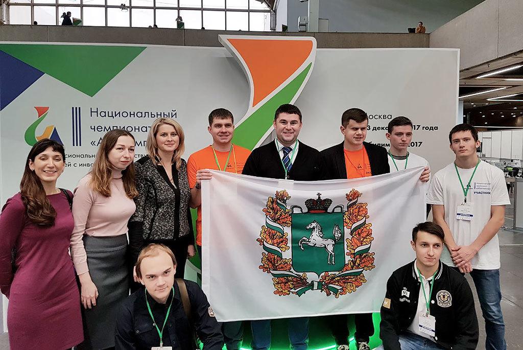 Студент ТУСУРа – победитель национального чемпионата «Абилимпикс» поинформационной безопасности