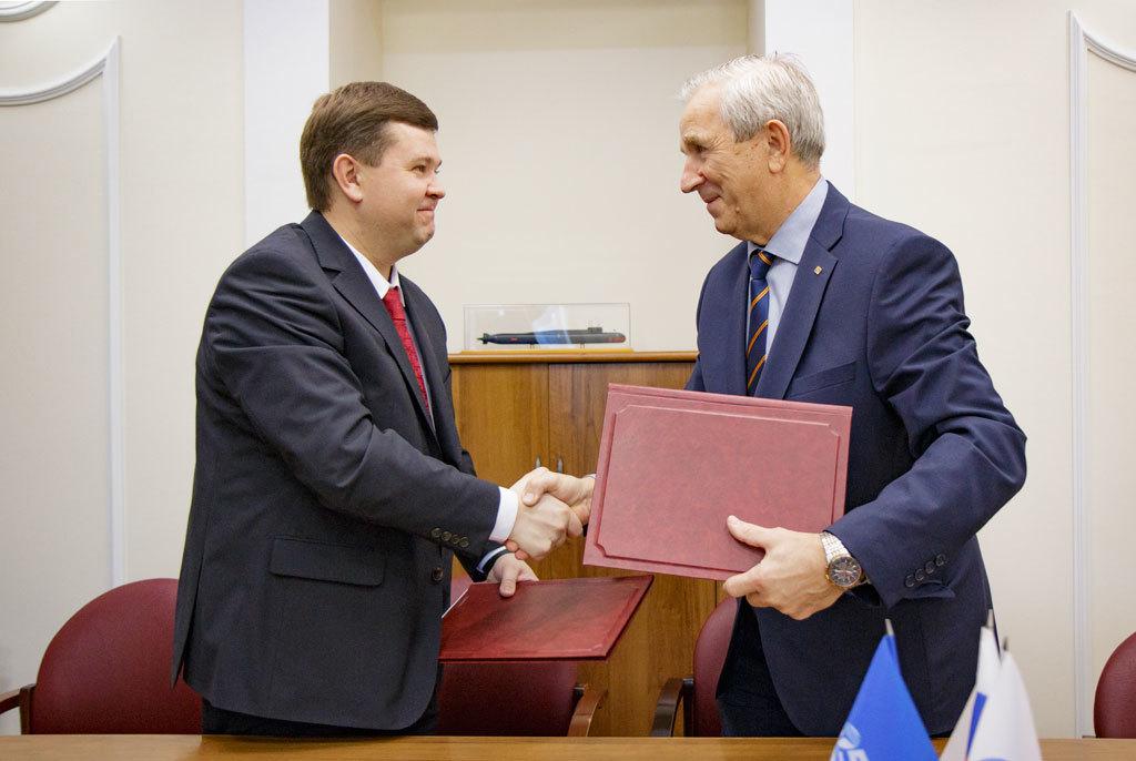 ТУСУР иНовгородский государственный университет подписали договор осотрудничестве