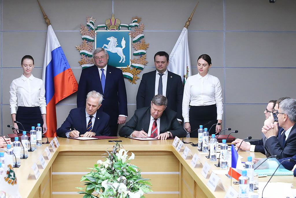 ТУСУР расширяет горизонты: сотрудничество спредприятием Великого Новгорода