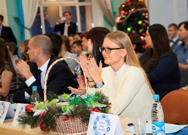 Новогодний балТомского физико-технического лицея вТУСУРе