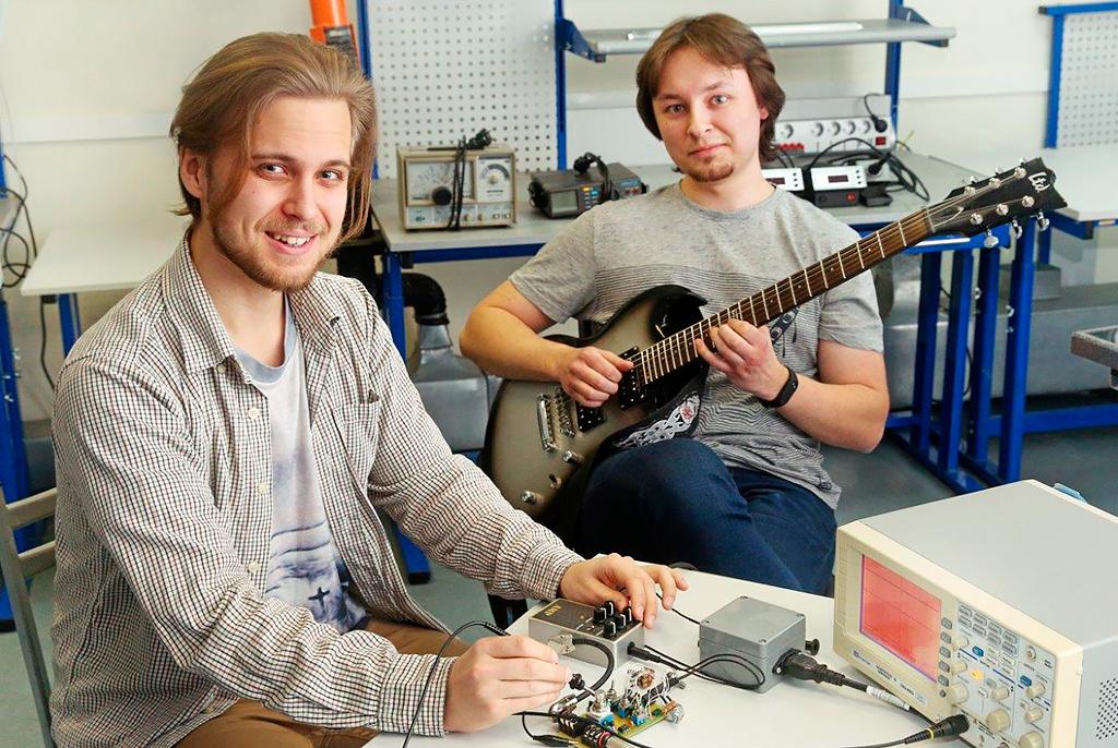 Музыкальные гаджеты отразработчиков ТУСУРа – длясоздания новой музыки нетолько встудийных условиях