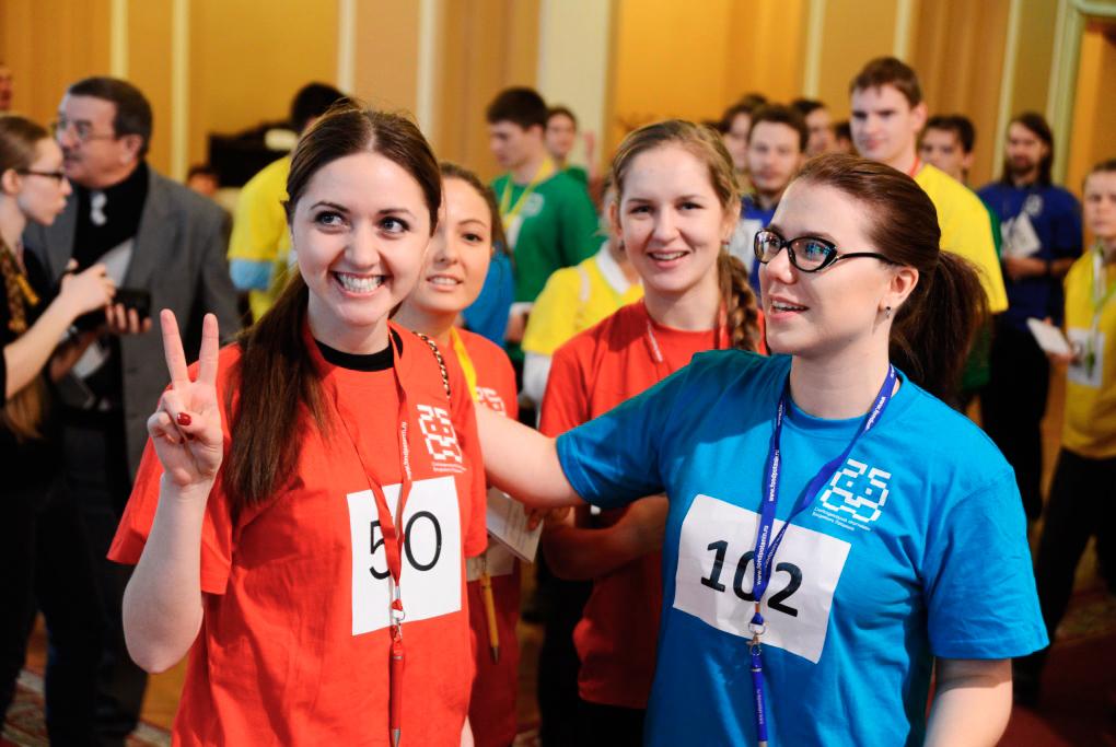 Студенты ТУСУРа – участники отбора стипендиальной программы Владимира Потанина вТомске