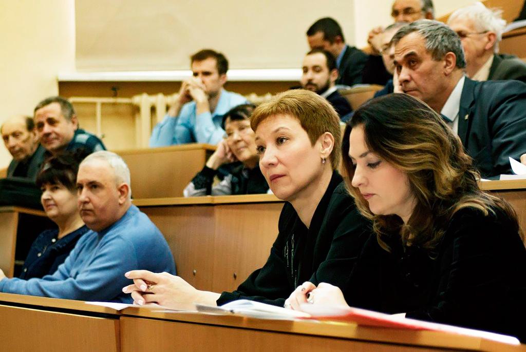Роль преподавателя всовременном образовательном процессе обсудили наконференции вТУСУРе